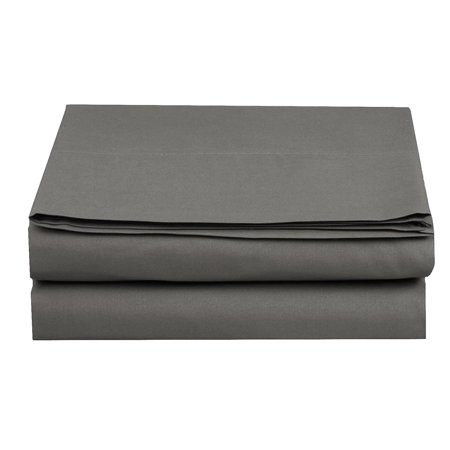 Flat Sheet ! - Elegant Comfort® Wrinkle-Free 1500 Thread Count Egyptian Quality 1-Piece Flat Sheet, California King Size, (1500 Thread Count Egyptian Cotton Sheets King)