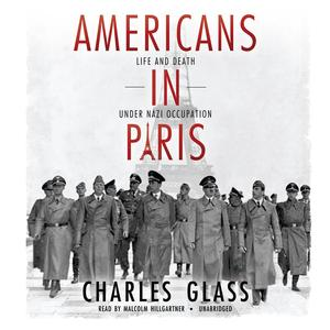 Americans in Paris - Audiobook