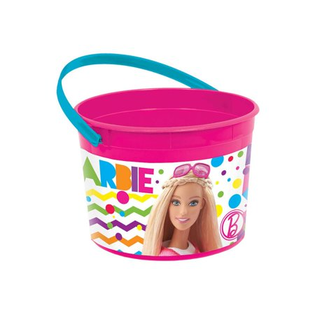 Barbie Sparkle Bucket (each) - Party Supplies - Sparkle Party