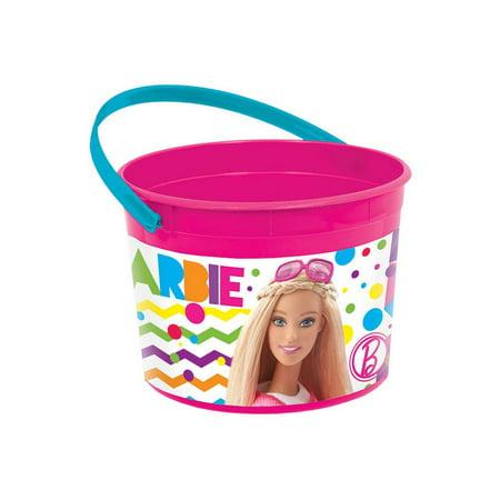 Barbie Sparkle Bucket (each) - Party Supplies](Sparkle Party)