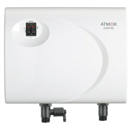 Atmor 13kw/240V Supreme Series Electric Tankless Instant Water Heater, Point of Use