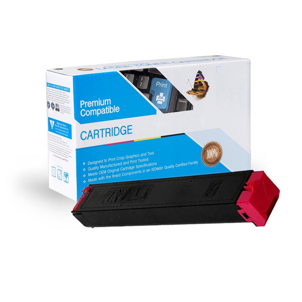 MX-23NTMA Compatible Magenta Toner Cartridge Sharp Magenta