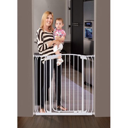 Dreambaby Chelsea Extra Tall Auto Close Metal 28   42 5   Baby Gate