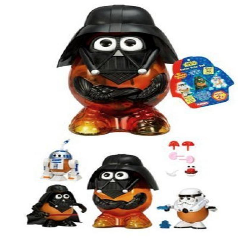 Mr. Potato Head Star Wars Darth Tater 3 Character Set