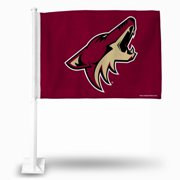 NHL Phoenix Coyotes Car Flag