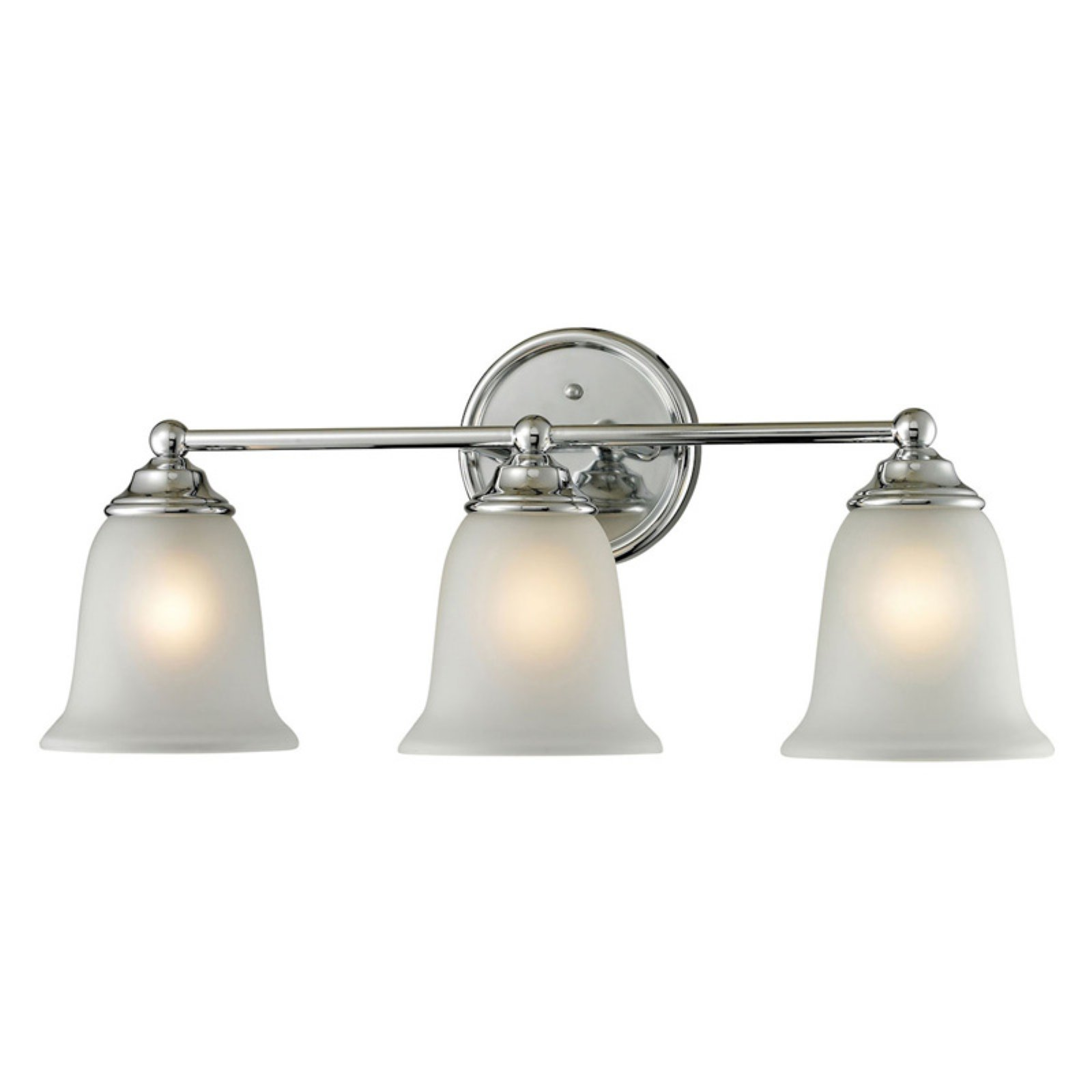Thomas Lighting Sudbury 3 Light Vanity Light with Optional LED Bulbs by CornerStone