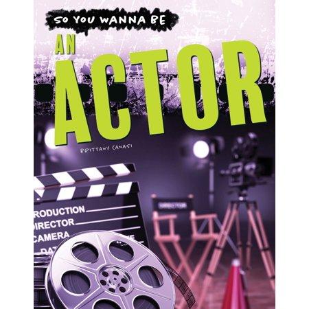 An Actor - eBook