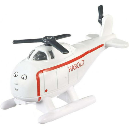Thomas & Friends Adventures Harold Metal Engine Helicopter ()