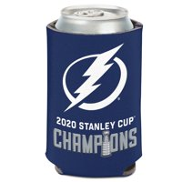 Tampa Bay Lightning WinCraft 2020 Stanley Cup Champions Trophy 12oz. Can Cooler