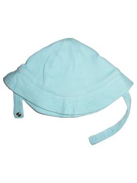 Pastel Aqua Sun Hat