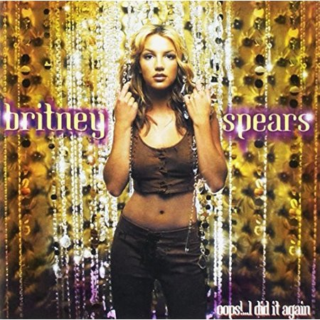 Again Series - Oops I Did It Again (Gold Series) (CD)