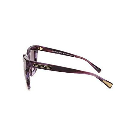 Mk 275 Marble (Sunglasses Michael Kors MK 2013 30818H PURPLE MARBLE )