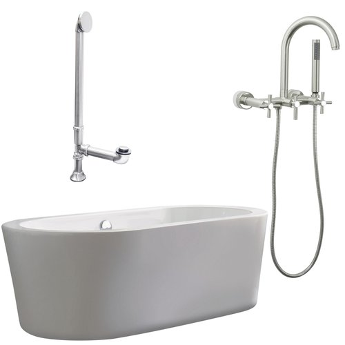 Giagni Ventura Soaking Bathtub