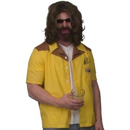 Incogneato The Big Lebowski The Dude Art Bowling Shirt Re...