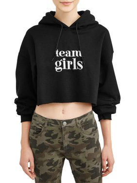 bf158b33a29 Juniors Sweatshirts   Hoodies - Walmart.com
