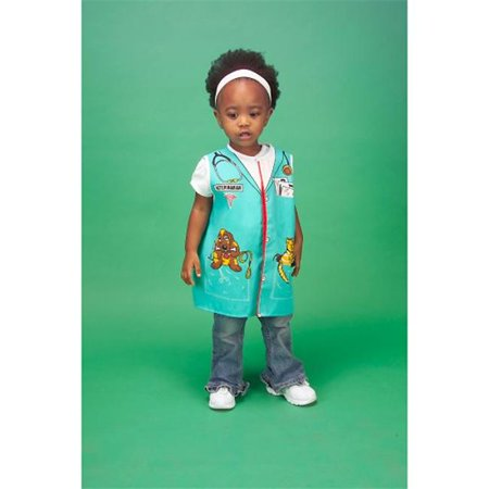 Vet Costumes (Dexter Educational Toys DEX1201 Toddlers Dress-Up Outfit)