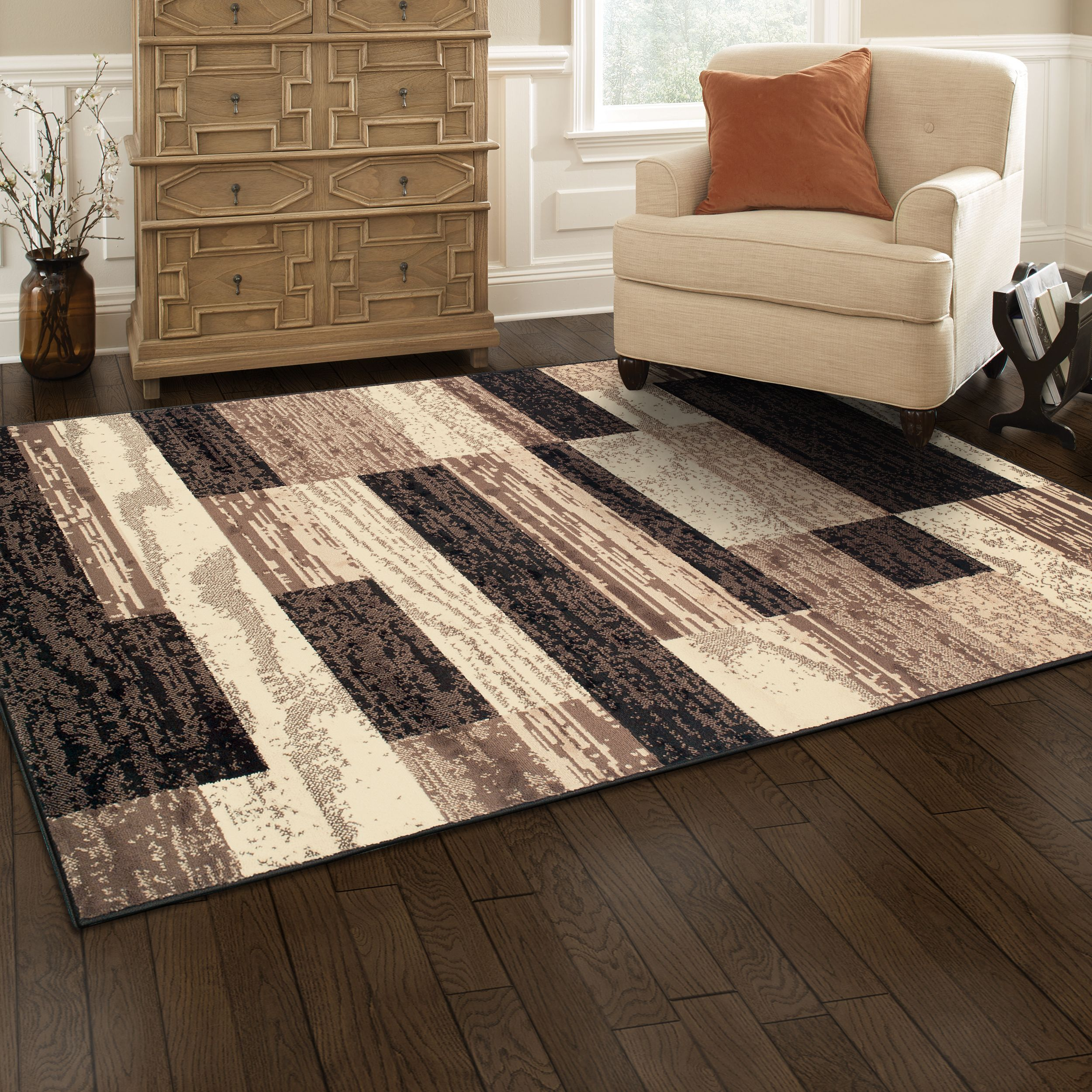 Superior Rockwood Collection With 8mm Pile And Jute