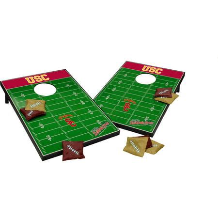 Wild Sports Collegiate USC Trojans 2x3 Field Tailgate (Usc Trojans Tailgate)