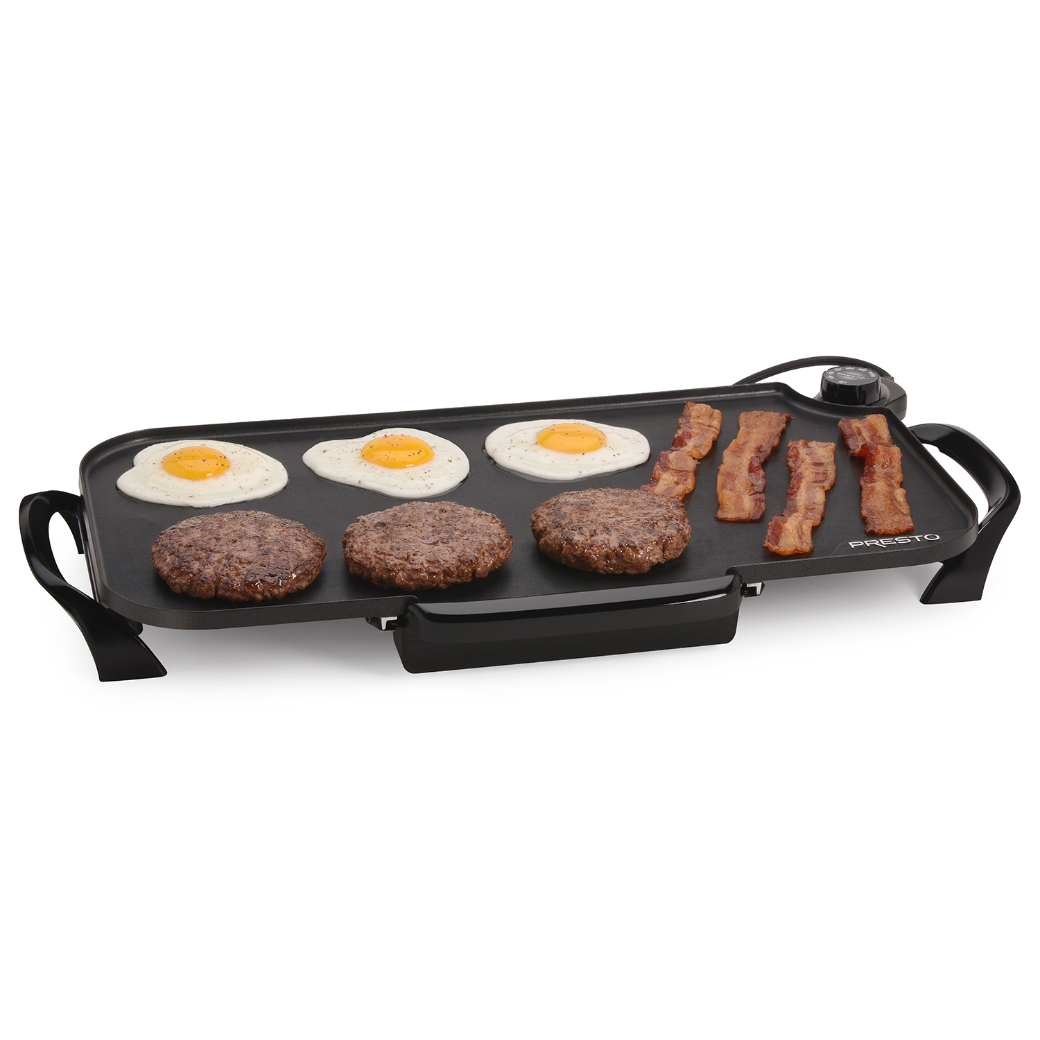 Presto 20-inch Electric Griddle 07053 by National Presto Industries