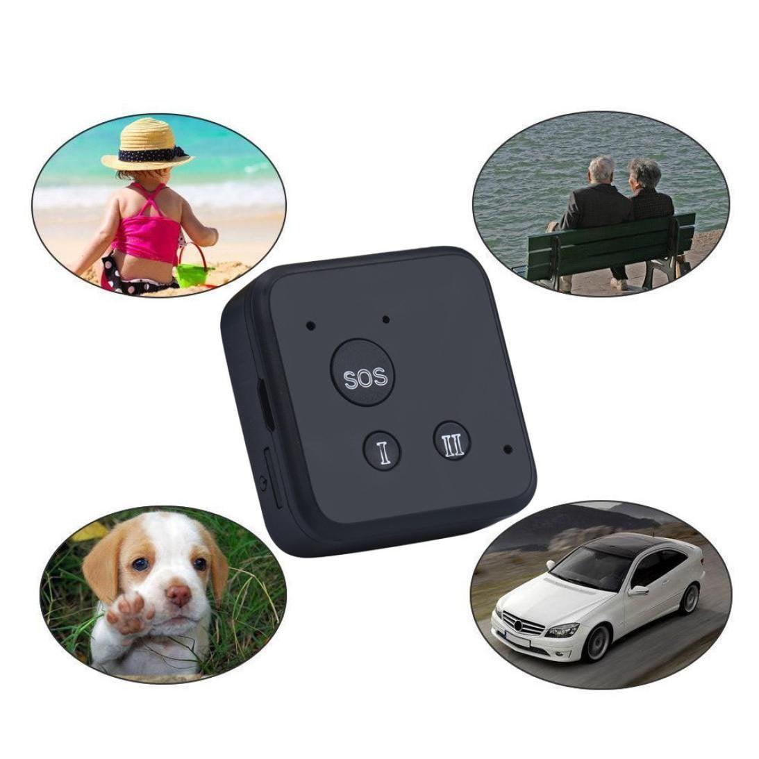 GBSELL Mini GSM GPRS GPS Tracker Vehicle Car Pet Real tim...