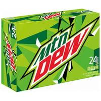 Mtn Dew 24-12 fl. oz. Box