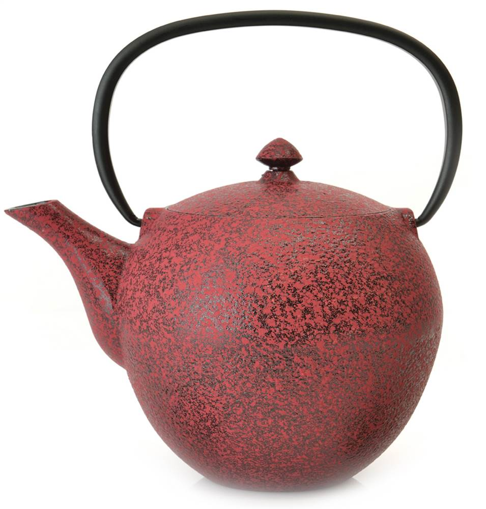1.06 Qt. Teapot in Red