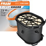 FRAM Extra Guard Air Filter, CA9516 for Select Ford Vehicles