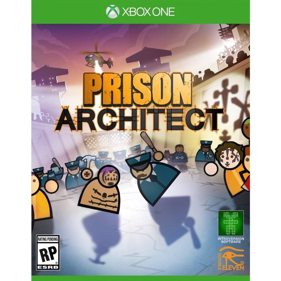 Prison Architect (Xbox One)