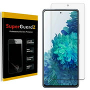 [8-Pack] For Samsung Galaxy S20 FE / S20 FE 5G - SuperGuardZ Screen Protector, Ultra Clear, Anti-Scratch, Anti-Bubble