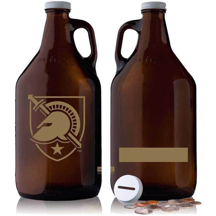 NCAA Army Black Knights 64 oz Amber Jug