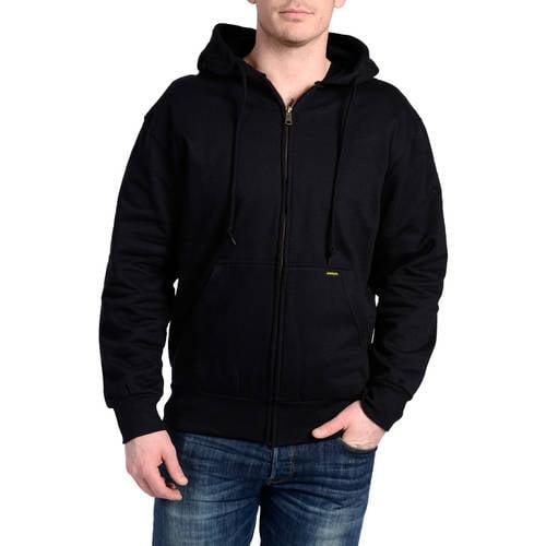 Men's Thermal Lined Fleece Hoodie by