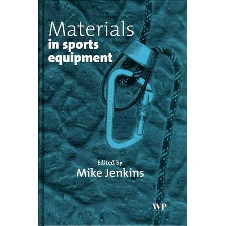 Materials in Sports Equipment Books : MATERIALS IN SPORTS EQUIPMENT