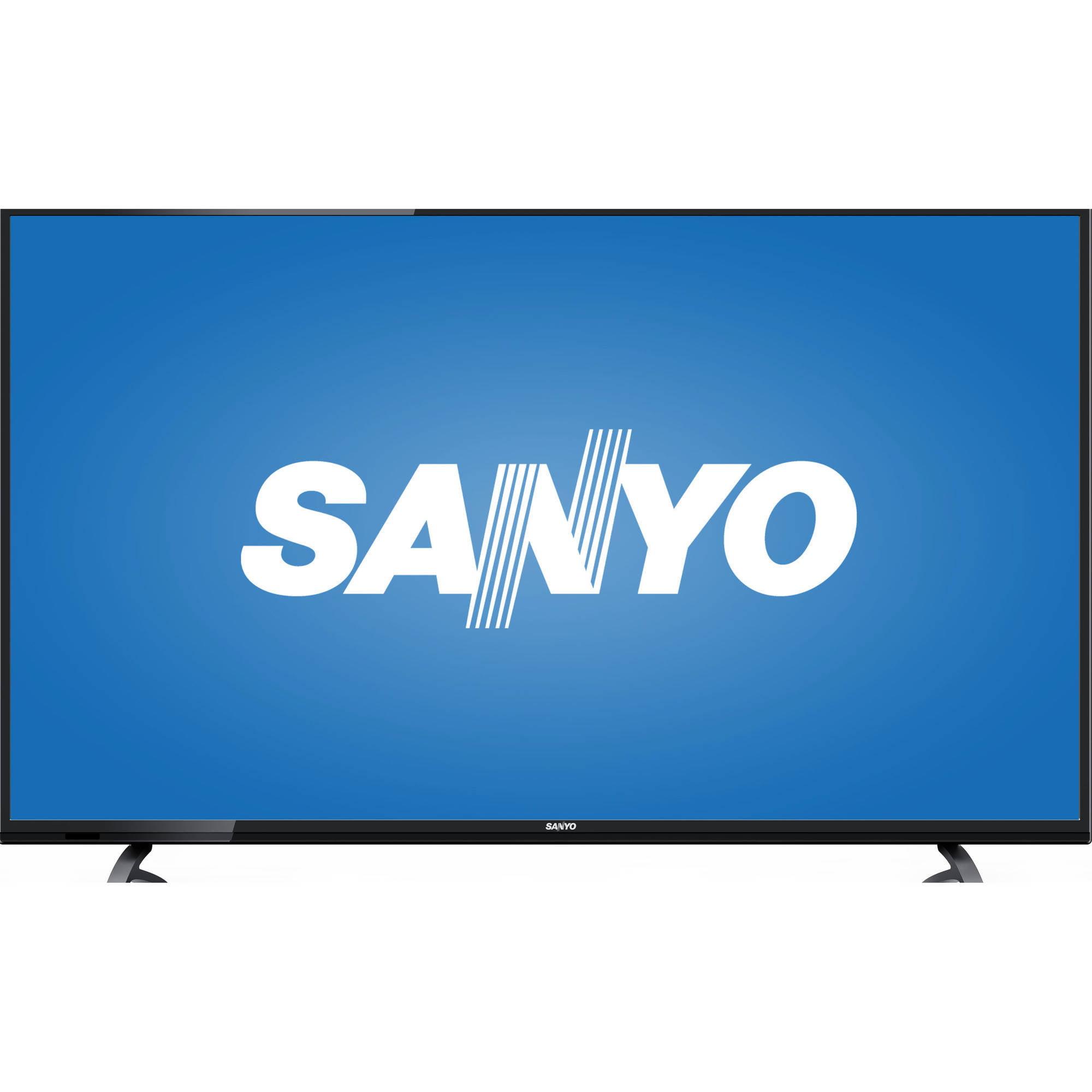 "Sanyo FW50C85T 50"" 4K Ultra HD 2160p 60Hz LED LCD Smart HDTV (4K x 2K)"