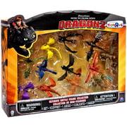 Ultimate Battle Figure Collection 12-Pack PVC Figure Set