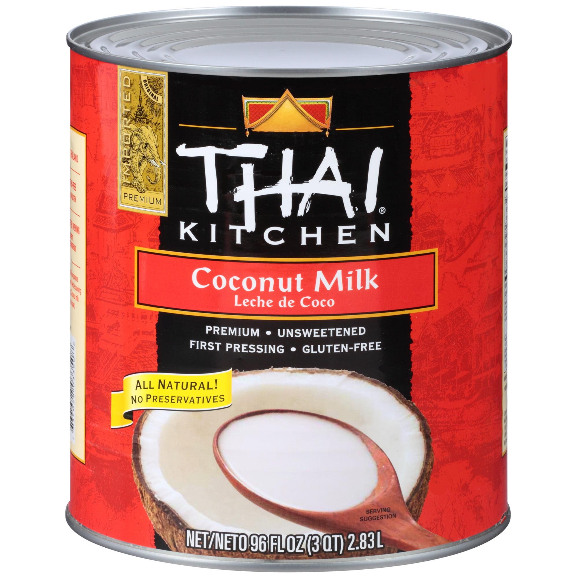 Thai Kitchen 2: Thai Kitchen Coconut Milk, 96 Oz