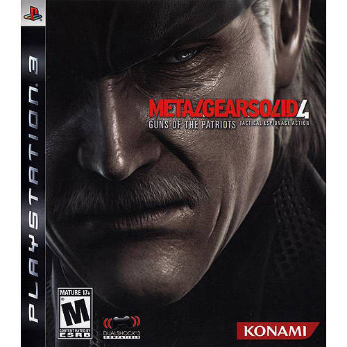 Metal Gear Solid 4: Guns of the Patriots - Limited Edition (PS3) - Pre-Owned