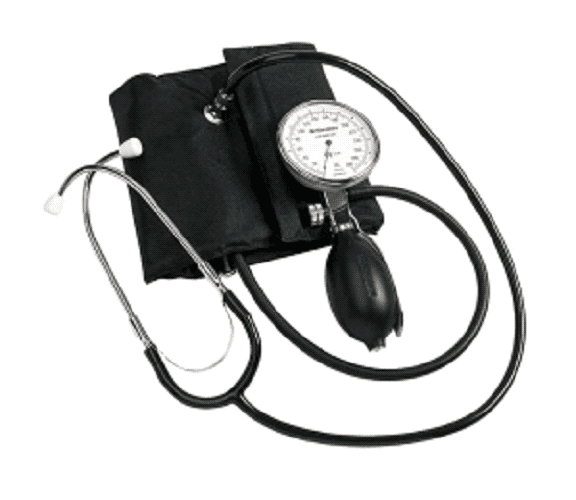 Riester Lf1442 Sanaphon Palm Style Blood Pressure Aneroid