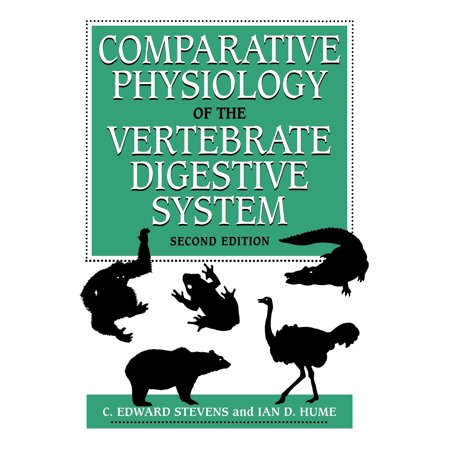 Comparative Physiology of the Vertebrate Digestive System