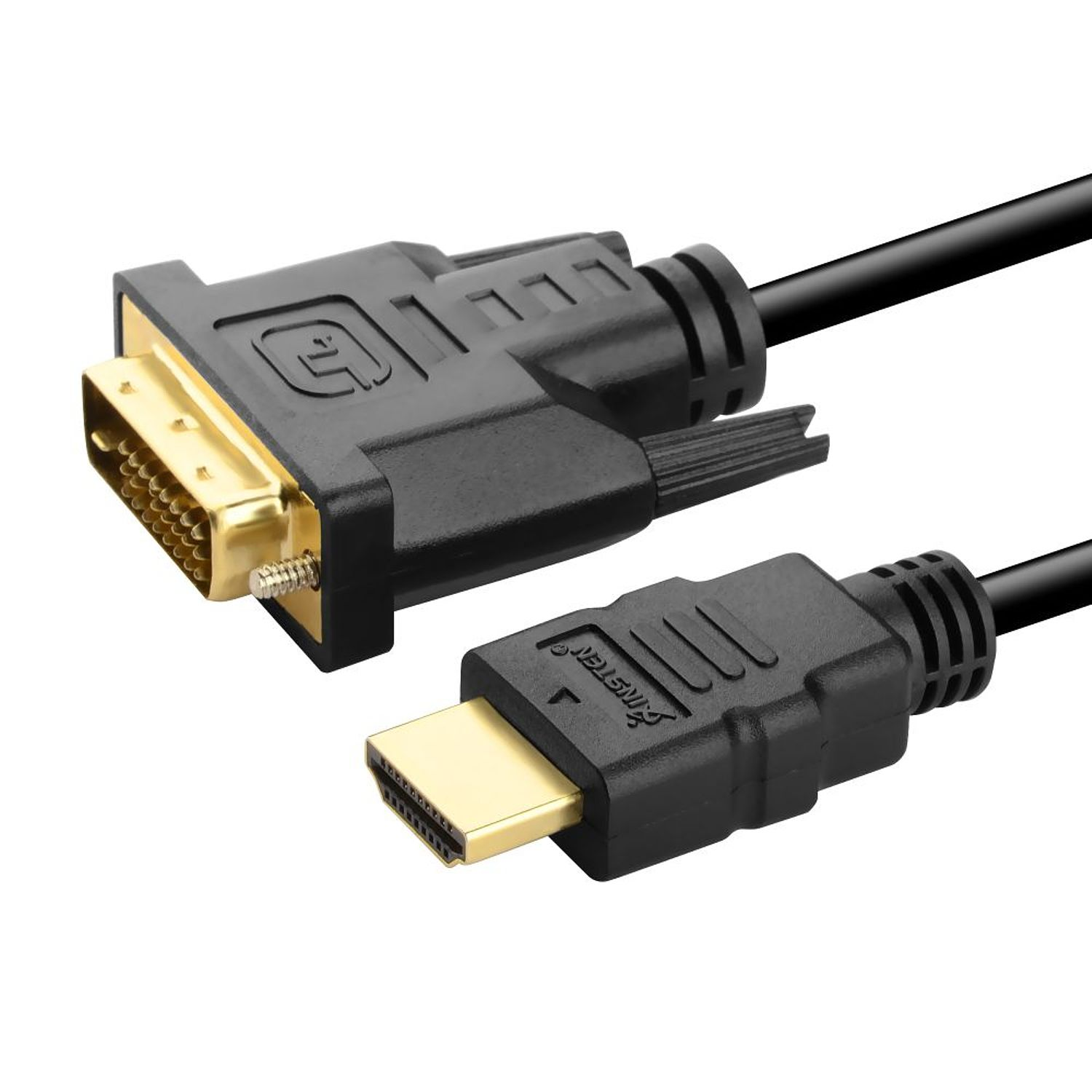 Insten HDMI to DVI Adapter Cable M/M , 10FT