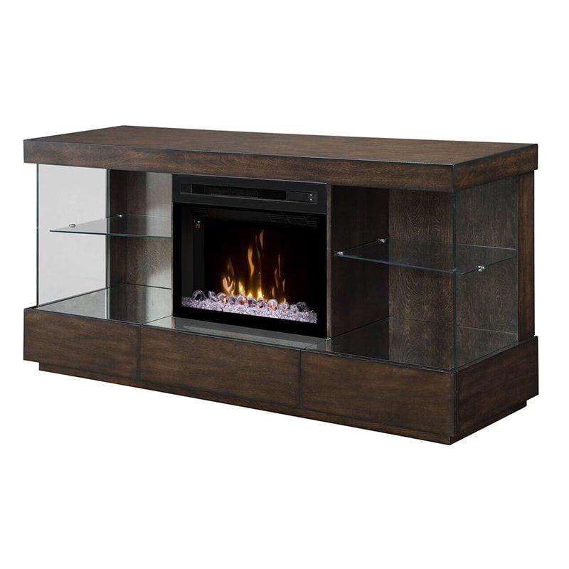 dimplex camilla electric fireplace tv stand walmart