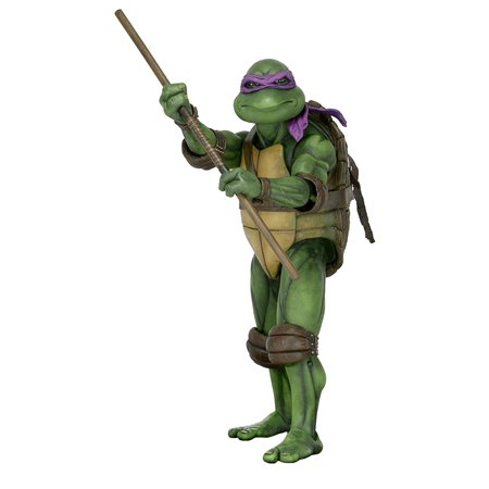 Donatello The Ninja Turtle (Teenage Mutant Ninja Turtles 1/4th Scale Figure: Donatello (1990)