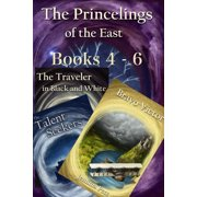 The Princelings of the East Books 4-6 - eBook