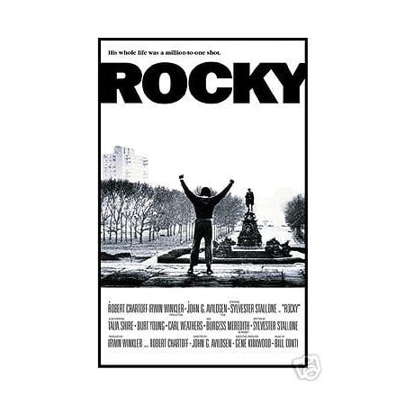 Rocky Balboa Movie Poster Stallone New 24x36 for $<!---->
