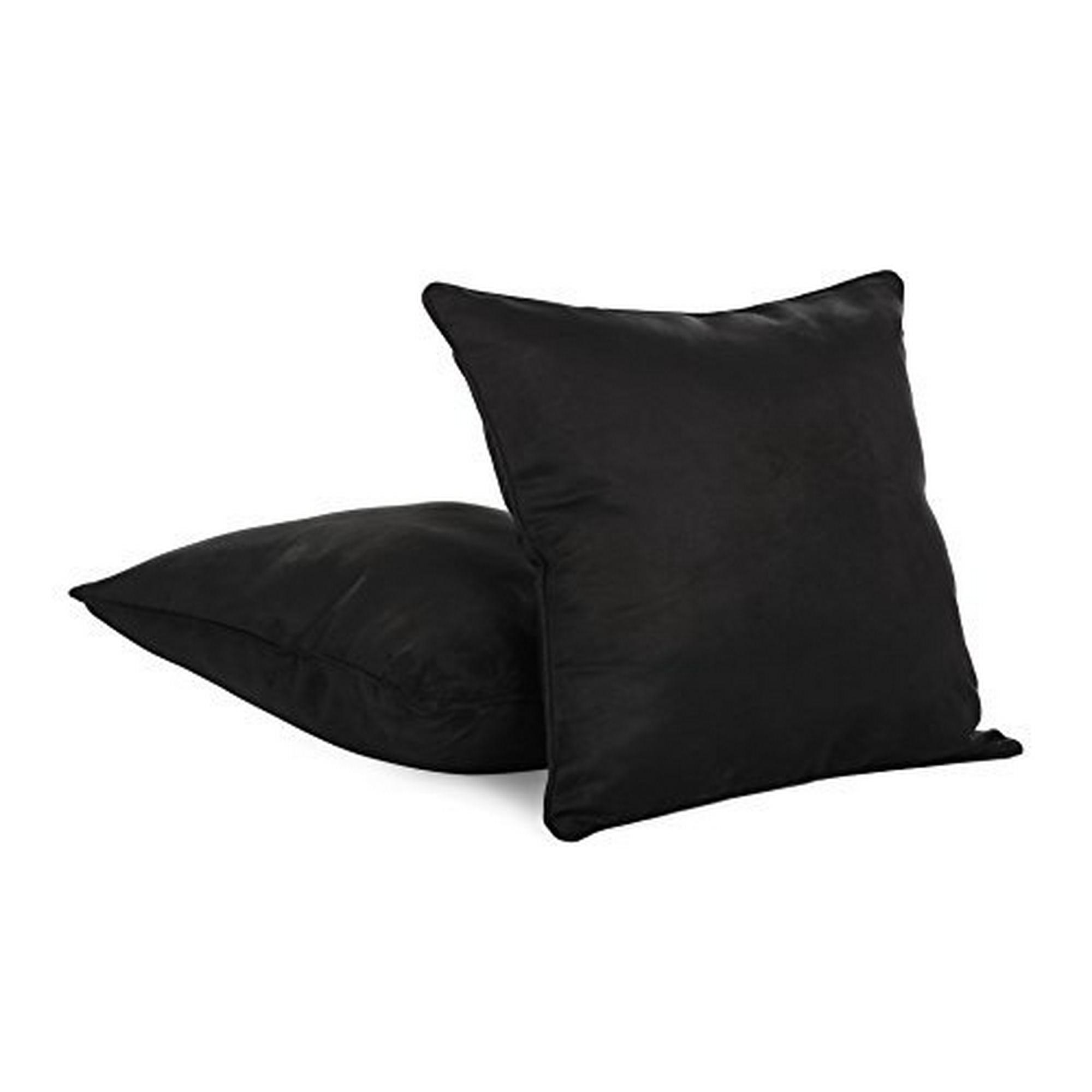 Groovy Super Soft Faux Suede Decorative Euro Pillow Cover With Inzonedesignstudio Interior Chair Design Inzonedesignstudiocom
