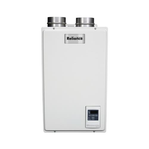 reliance water heater ts140gih100 tankless natural gas water heater