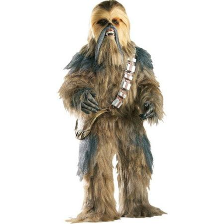 Chewbacca Supreme Edition Adult Halloween Costume - One Size 36-46 - Skyrim Halloween Edition
