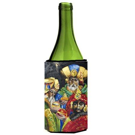 The Three Wise Men Wine Bottle Beverage Insulator Hugger JMK1177LITERK (3 Wise Men Gifts)