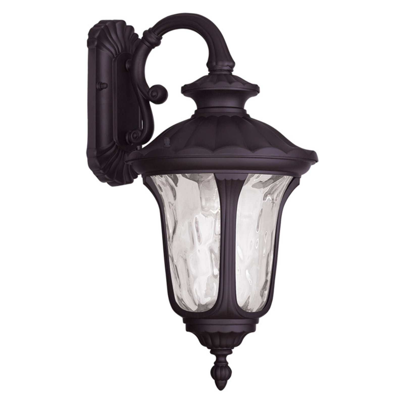 Livex Lighting Oxford 1 Light Outdoor Wall Lantern