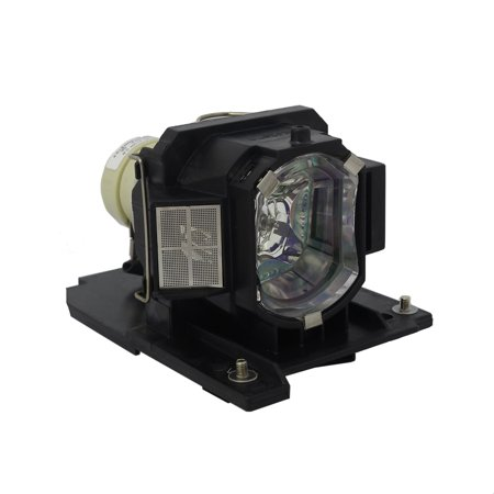 Original Philips Projector Lamp Replacement with Housing for Hitachi HCP-2600X - image 4 de 5