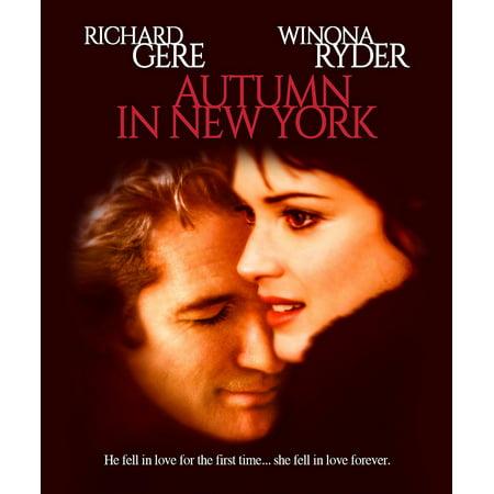 Autumn in New York Blu-ray